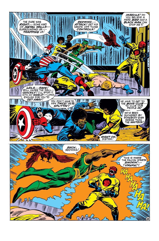 Captain America (1968) Issue #143 #57 - English 29