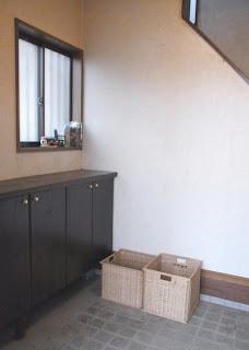 玄関の片付け掃除ビフォー&アフター アフター画像