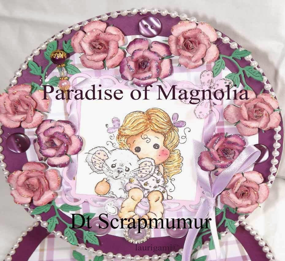 Design team pour le Challenge Paradis of Magnolia