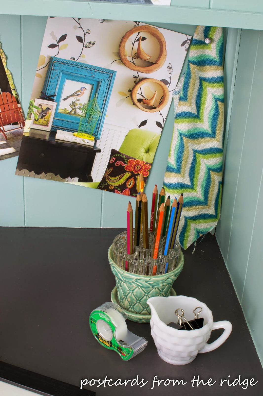 Creative Ideas for Organizing Craft Supplies. So fun and clever! #organize