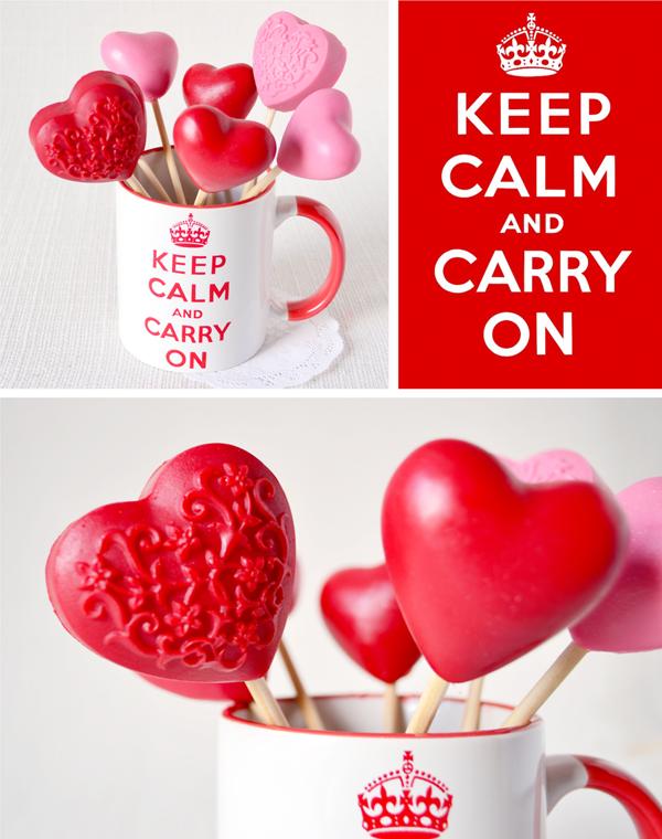 keep calm and carry on e sabonetes hidratantes