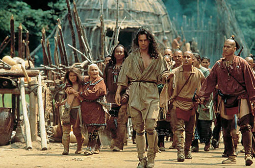 reaction of the last of the mohicans With john doucette, john stephenson, paul hecht, kristina holland an animated adaptation of the classic story a young scout is befriended by a tribe of mohawks.
