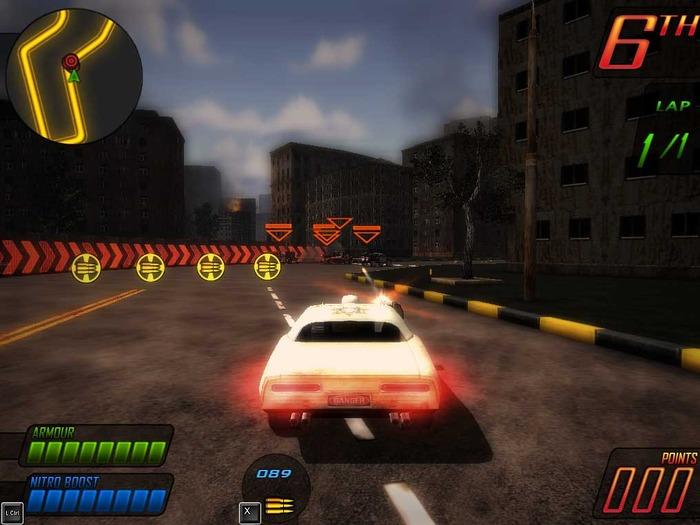 Game PC Deadly Race Seru Banget   Pengertian Komputer