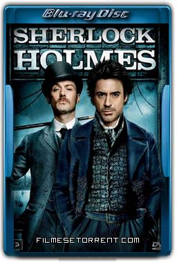Sherlock Holmes Torrent dublado