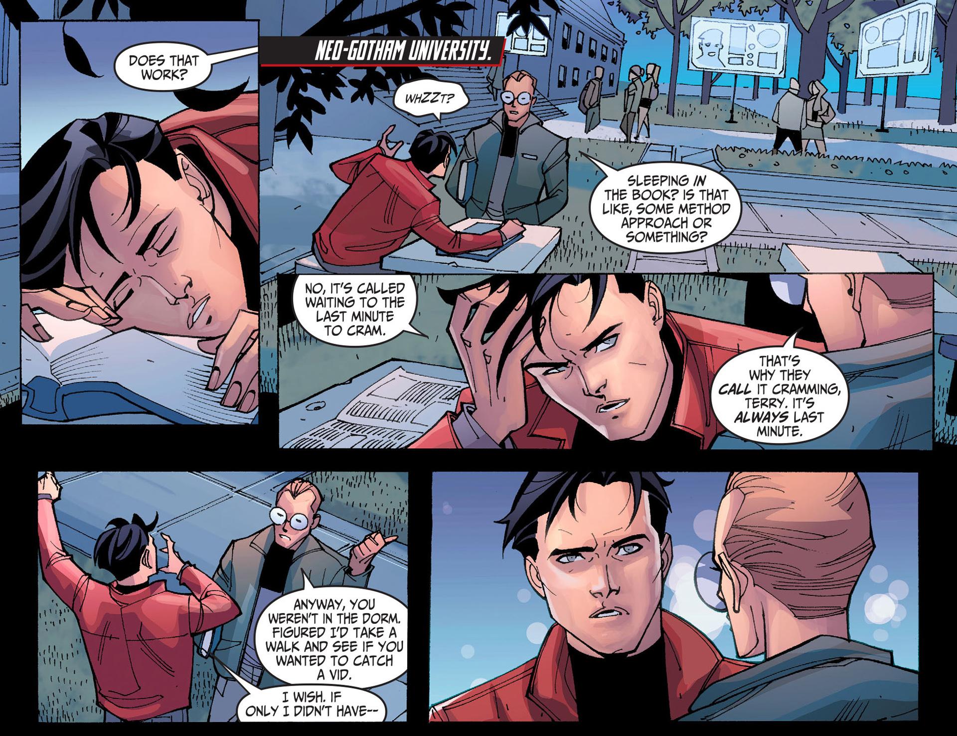 Batman Beyond 2.0 #1 #40 - English 17