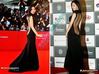 Foto Artis Korea Han So Ah dan Kang Hanna Hot dan Seksi