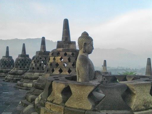 Candi Borobudur, Candi di Magelang Jawa Tengah ~ Lensa ...