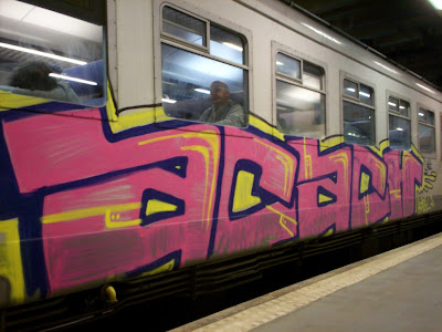 graffiti ACASH - LF - LA FIRME