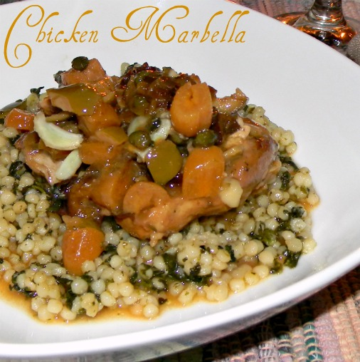 Wish Upon A Dish: Chicken Marbella