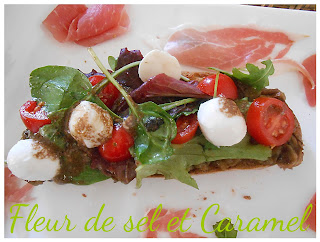 Tartines italiennes