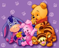 Winnie the pooh wallpaper cartoon