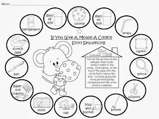 Printables If You Give A Mouse A Cookie Worksheets fairy tales and fiction by 2 laura numeroff is such a smart cookie httpwww 4shared comoffice2 owewoemouse around the house sequenc