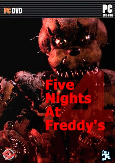 Five Nights at Freddy's 4 PC Full