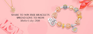 #GlamuletMotherDay2016 contest: share and win a free bracelet for your mom!