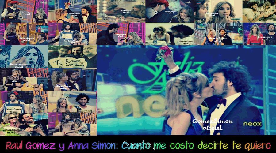 Raúl Gómez y Anna Simon: Cuanto me costó decirte Te Quiero.