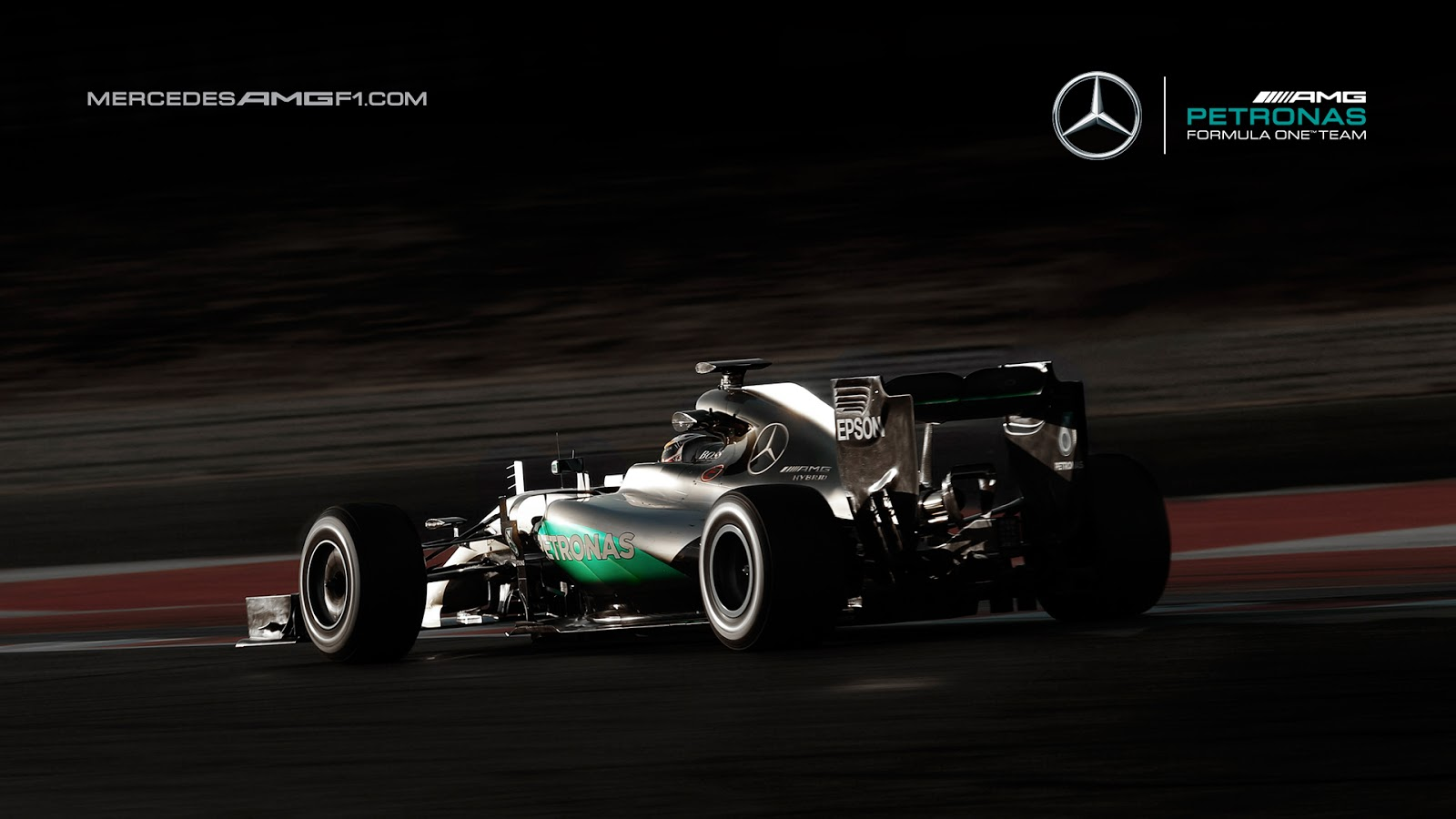 Mercedes amg f1 wallpaper