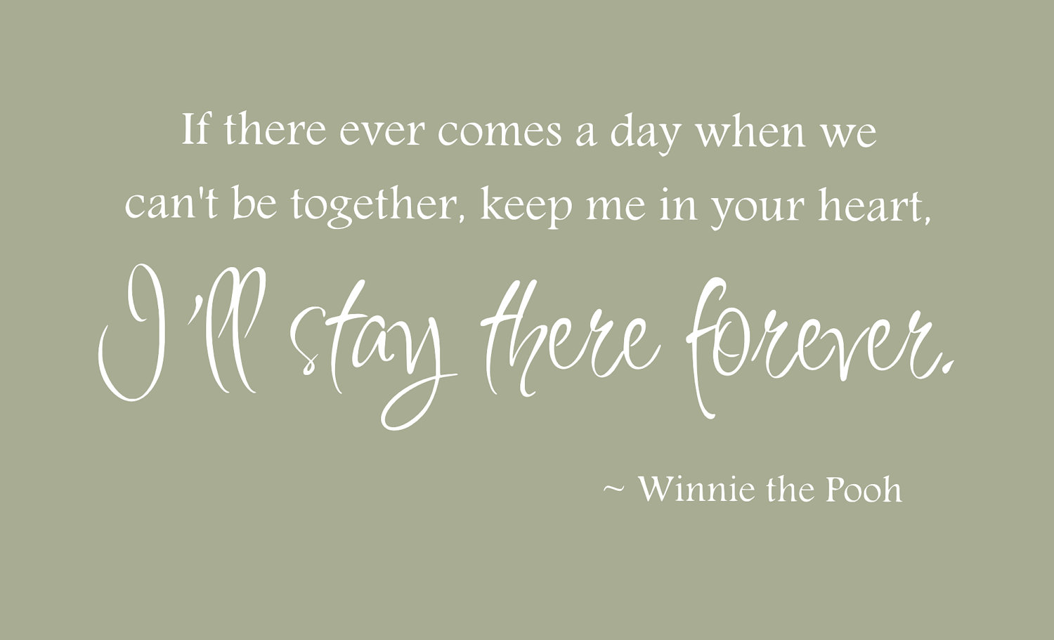Pooh Love Quotes Winnie The Pooh Quotes On Love