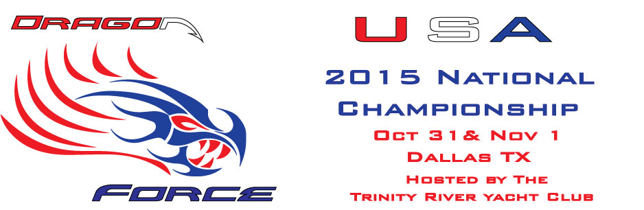 2015  Dragon Force USA National Championship Regatta
