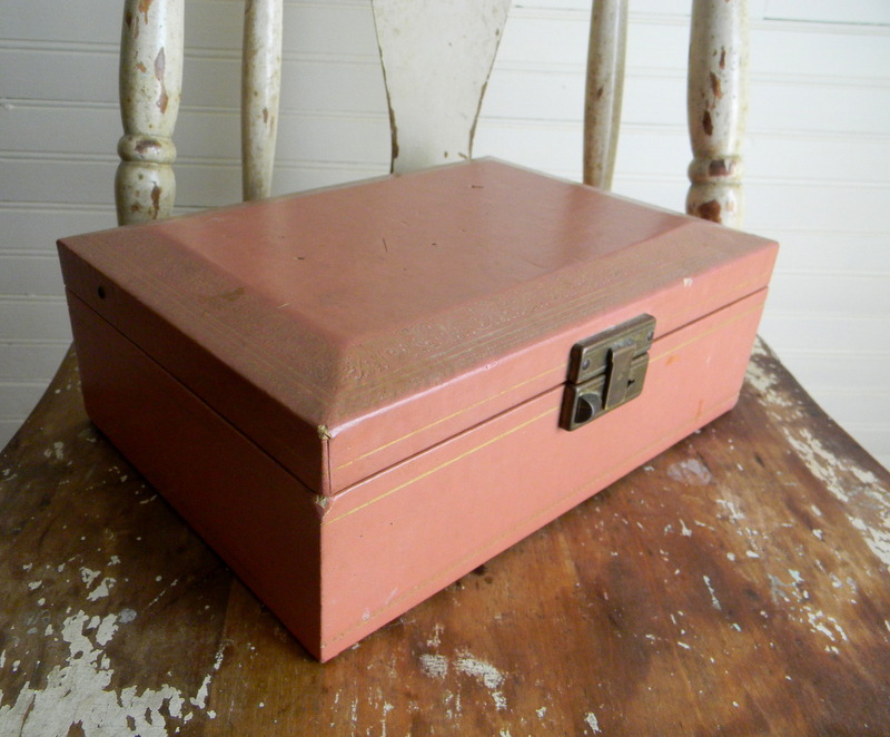 happily after vintage jewelry boxes