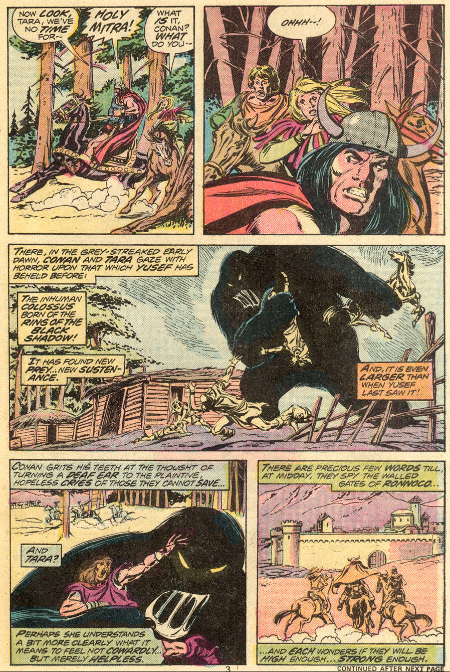Conan the Barbarian (1970) Issue #55 #67 - English 4