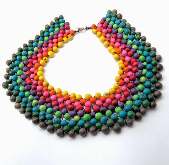 Collares, Artesanía Mexicana