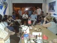 Taller de formación política en La Florida por La Cámpora Quilmes