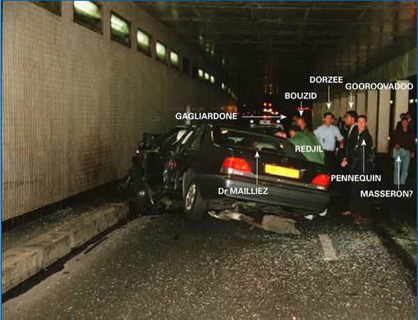princess diana car crash galleryhip     the hippest