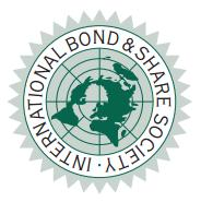 logo International Bond and Share Society ( IBSS)