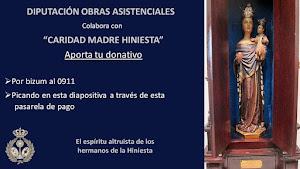 "CARIDAD ""MADRE HINIESTA"""