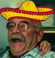 Wilford Brimley Mexican Hat