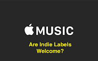 Apple Music Indie Labels image