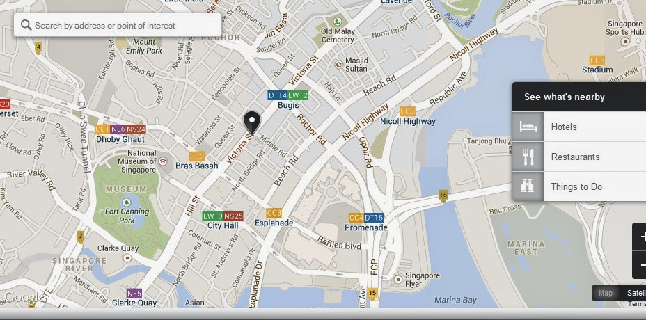 National Library of Singapore Location Attractions Map,Location Attractions Map of National Library of Singapore,National Library of Singapore accommodation destinations hotels map reviews photos pictures