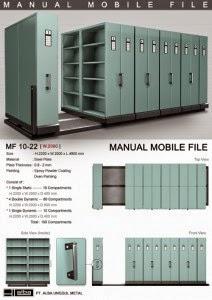 Distributor Jual Mobile File System Alba Di Jakarta