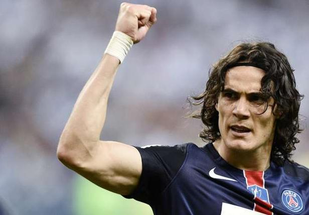 Man Utd Inginkan Cavani Swap dengan Di maria