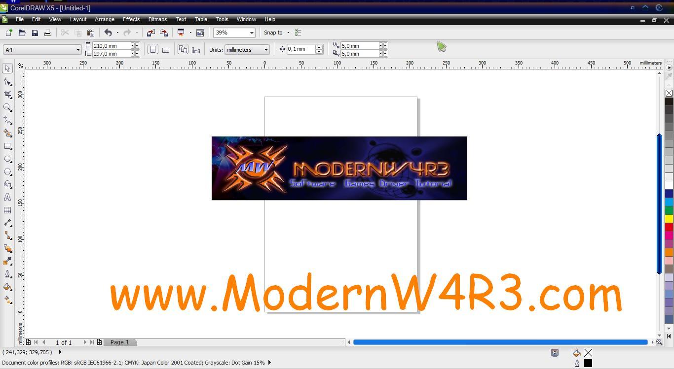CorelDRAW Graphics Suite X6 Free Download Software