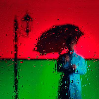 Raining Beautiful Dekstop
