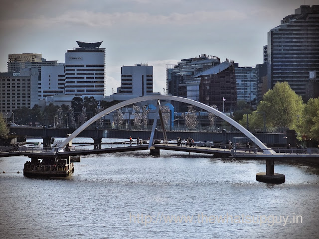 Southbank Foot bridge