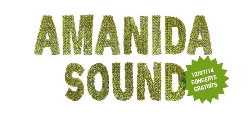 AMANIDA SOUND 2014