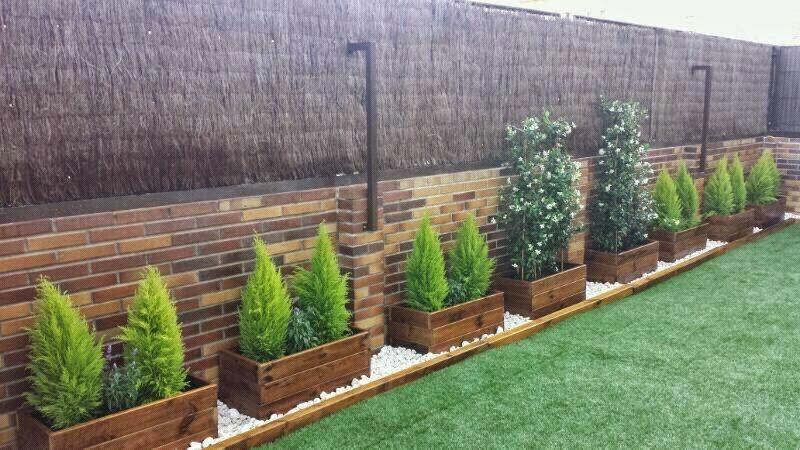 Terraza preciosa - Maceteros para terrazas ...