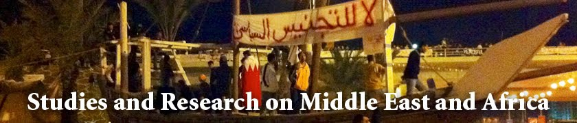 Studies and Research on Middle East and Africa