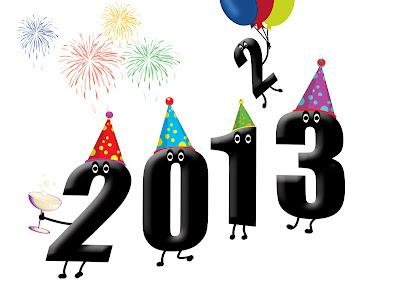 Imágenes del Año Nuevo