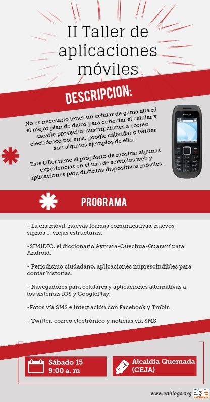 Movimiento 2.0 en El Alto
