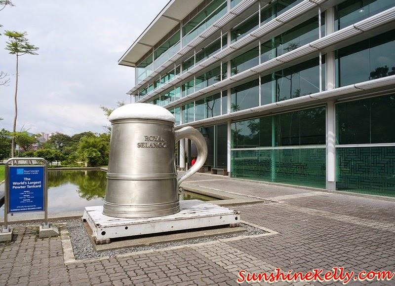 Royal Selangor Giant Tankard, Royal Selangor Visitor Centre, Royal Selangor Pewter, Royal Selangor