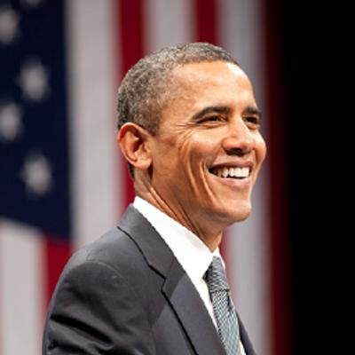 Barack Obama, 6 ft 1