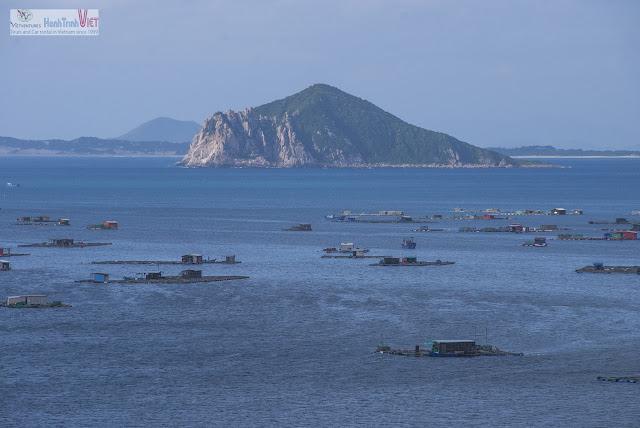 Tham quan Vịnh Vũng Rô, Phú Yên