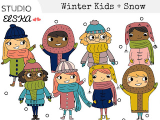https://www.teacherspayteachers.com/Product/Winter-Kids-Snow-Clipart-2208509