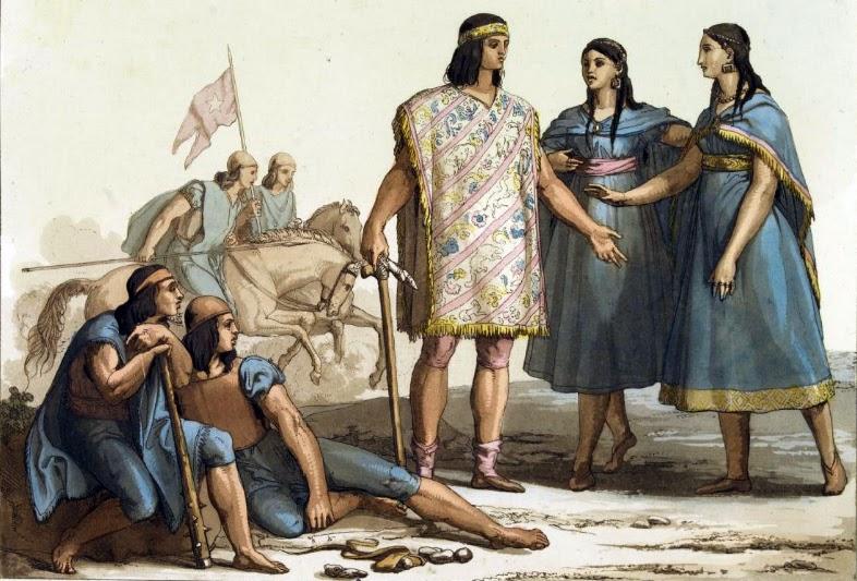 araucanos history