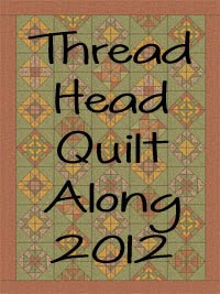 THREAD HEAD QUILT ALONG 2012