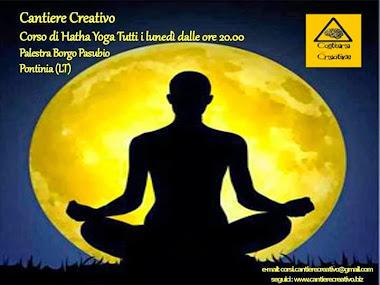 Corso di Hatha Yoga condotto da Alessia Cipullo