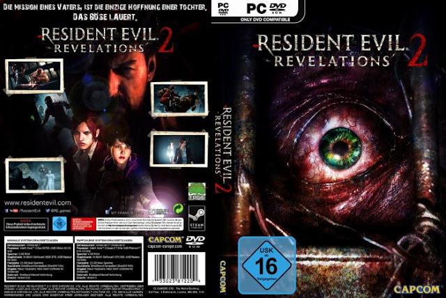 تحميل لعبة Resident Evil Revelations 2 برابط واحد مباشر